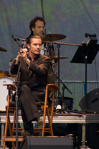 Mike Patton - Mondo Cane - Hardly Strictly Bluegrass Festival in Golden Gate Park. October 5, 2010