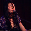 Priscilla Ahn at the Hotel Cafe
