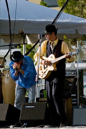 Sounds of Jazz & Blues, Cape Coral; Little Eddie & The Fat Fingers