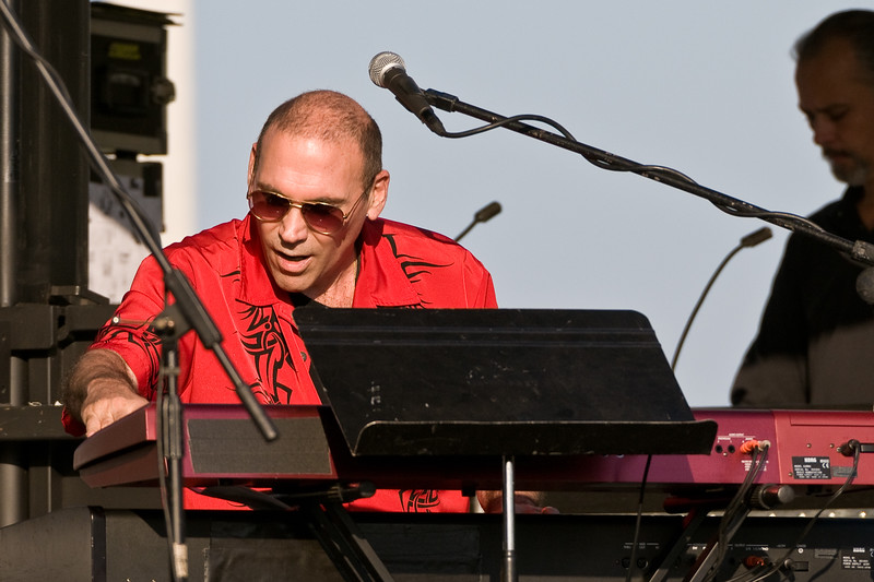 Sounds of Jazz & Blues, Cape Coral; Mario Infantie & The Catman Doodz