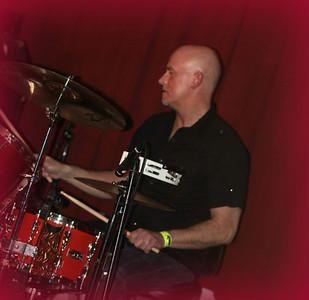 Drummer Screamin Eagles copyrt 2014 m burgess
