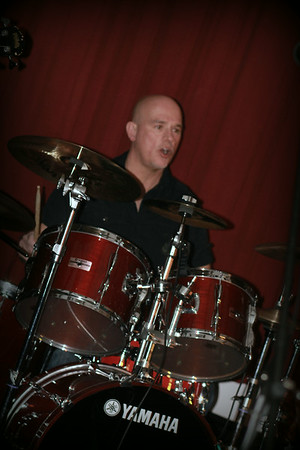 Drummer Screamin Eagles Band  Copyrt 2014 m burgess
