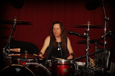 BJ Zampa  Drum solos copyrt 2014 m burgess