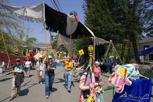 Musketaquid Parade 2010