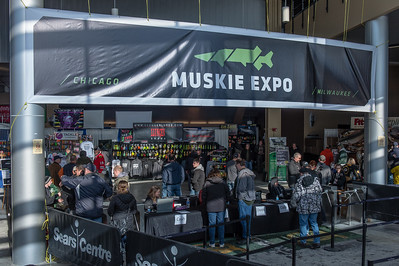 Muskie Expo @ Sears Centre 01.10.15