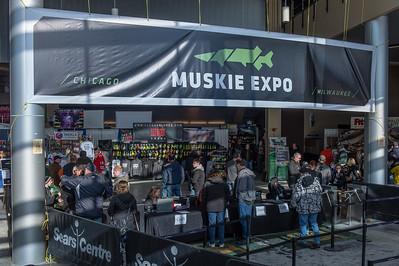 Muskie Expo @ Sears Centre 01.10.15