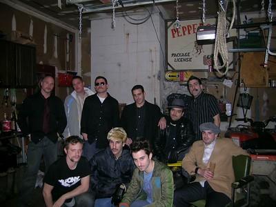 Mustache Party 11/27/04