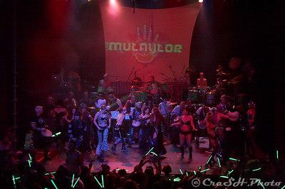 Mutaytor at the Fonda