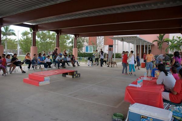 Mutt Strut at Frank C Martin K-8 Center 2011