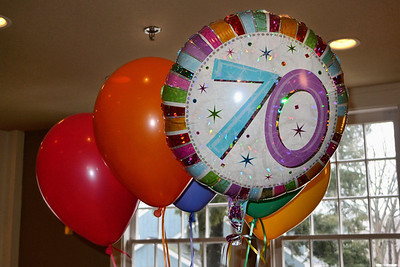 My 70th Birthday Weekend