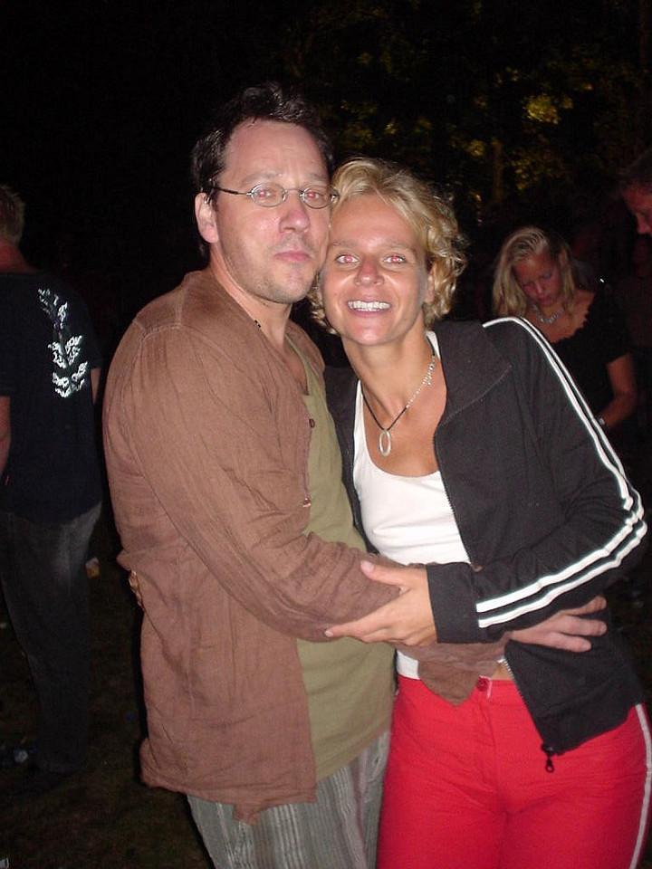 JW and Astrid