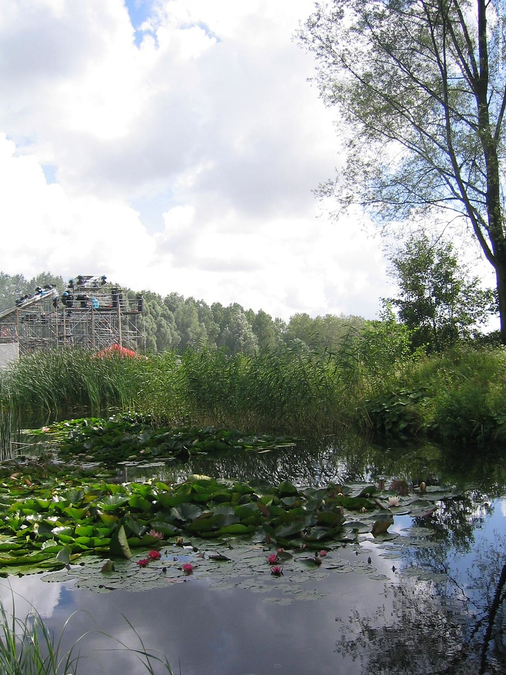 Mysteryland is a house music festival set in a spectacular setting. Nature is all already, landscaped and all