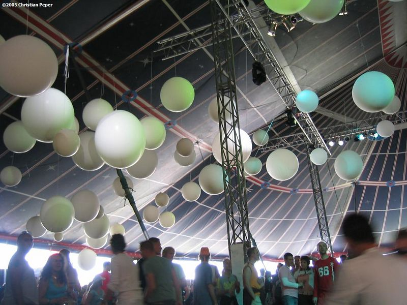 The Cocoon tent