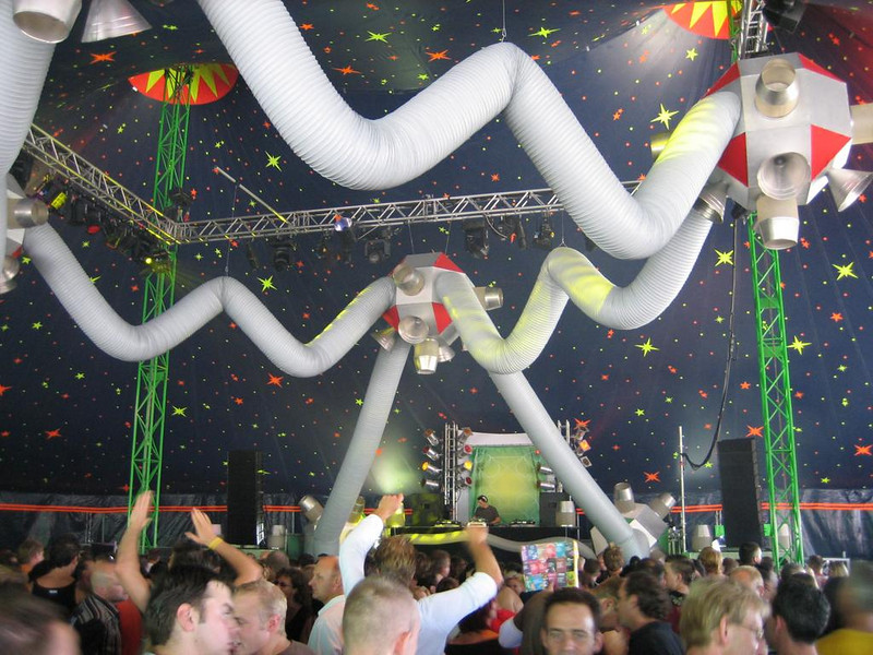 Trance stage Eclips