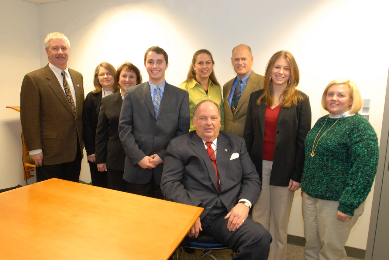 "2005 RECORDING FOR THE BLIND & DYSLEXIC® NATIONAL ACHIEVEMENT AWARD WINNERS HONORED AT THE U.S. DEPARTMENT OF EDUCATION <br /> Assistant Secretary John Hager welcomes award recipients to Washington, DC<br /> <br /> February 10, 2006 (Washington, DC) - Recipients of Recording for the Blind & Dyslexic's 2005 National Achievement Awards (NAA) brought unique stories of their challenges and educational success to the nation's capital today and met with John H. Hager, Assistant Secretary of the US Department of Education's Office of Special Education and Rehabilitative Services (OSERS). RFB&D® is the nation's educational library of recorded textbooks for students with visual impairment, dyslexia or other physical disabilities that make reading standard textbooks difficult or impossible.<br /> <br /> Each year, RFB&D presents the Mary P. Oenslager Scholastic Achievement Awards (SAAs) for college seniors who are blind or visually impaired; and the Marion Huber Learning Through Listening® (LTL®) awards for high school seniors with learning disabilities. The finalists for each award were chosen by two selection committees based on extraordinary scholarship, leadership, enterprise and service to others.<br /> <br /> The top three SAA winners, each receiving $6,000, are Kathleen Ernst, Athens, GA, a college graduate at age 39 who is visually impaired and has traveled to Cuba and volunteered at Habitat for Humanity; Scott MacIntyre, Scottsdale, AZ, an accomplished pianist with low vision who was named by USA Today as one of the top 20 collegiate seniors of 2005; and Jessica Smith, Dillon, SC, who is legally blind and finished in the top seven percent of her college graduating class. Jessica, who also has multiple sclerosis, currently works for the federal government's Defense Finance and Accounting Services (DFAS).<br /> <br /> The top three winners of the LTL awards are Karen Jenkins, Galena, OH, who graduated high school near the top of her class and currently attends Ohio Northern University; Christine Lowry, Reston, VA, an honors high school graduate now attending the Rochester Institute of Technology; and Philip Wyks, Oradell, NJ, an avid runner who is studying at American University. Each of these exemplary students, who all have dyslexia, will also receive $6,000. <br /> <br /> ""RFB&D's National Achievement Awards recognize the accomplishments of students who are outstanding role models, not only for people with disabilities, but for all of us who endeavor to reach our full potential as students and as citizens,"" said John Kelly, RFB&D President & CEO.<br /> <br /> Earlier this week, the NAA winners and their families toured the Capitol and met with members of Congress. On February 9, at a reception at the Westin Embassy Row, the award recipients were honored for their achievements. In addition to the celebrations that took place this week, some of the honorees will return for a special visit with first lady Laura Bush at the White House later this month.<br /> <br /> Prior to his appointment as Assistant Secretary of the Office of Special Education and Rehabilitative Services, John Hager served as Lieutenant Governor of Virginia for a four-year term and later as Virginia's Homeland Security Director. He received national recognition as Chairman of Virginia's Disability Commission and as a role model for Virginians who are disabled. After surviving a near-fatal bout with polio in 1974, Mr. Hager retired from the American Tobacco Company and went on to expand his community service role and political life. Hager earned his bachelor's degree in mechanical engineering from Purdue University and his master's degree in business administration from Harvard University. He served in the US Army and the Army Reserves and is a member of the American Legion. <br /> <br /> RFB&D serves more than 141,000 students from kindergarten through graduate school and beyond with its one-of-a-kind collection of more than 109,000 educational titles on CD or four-track cassette. RFB&D's AudioPlus® digitally recorded textbooks on CD provide unprecedented navigation, ease of use and proven effectiveness as learning tools for students with print disabilities. Students rely on RFB&D's unique accommodation to access the printed page and to achieve educational success. All of RFB&D's accessible titles are recorded by volunteers working in 29 RFB&D recording studios nationwide.<br /> <br /> The mission of the US Department of Education's Office of Special Education and Rehabilitative Services (OSERS) is to provide leadership to achieve full integration and participation in society of people with disabilities by ensuring equal opportunity and access to, and excellence in, education, employment and community living. In implementing this mission, OSERS supports programs that help educate children and youth with disabilities, provides for the rehabilitation of youth and adults with disabilities and supports research to improve the lives of individuals with disabilities.<br /> <br /> EDITORS NOTE:  Interview opportunities are available by calling Mark Zustovich at 609-520-7993, or after hours at 609-610-4508.<br /> <br /> <br /> Pictured, left to right: Philip Wyks,Sr., Barbara Lowry, Laura Wyks, LTL Winner Phillip Wyks, Carol MacIntyre, Douglas MacIntyre, LTL Winner Christine Lowry, Florence Jenkins<br /> seated: John H. Hager, Assistant Secretary of the US Department of Education's Office of Special Education and Rehabilitative Services (OSERS."