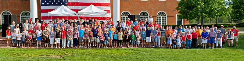 The 2012 New Albany - Plain Township Community Picnic held Wednesday July 4, 2012 at the New Albany High School Commons.   (© James D. DeCamp | http://www.JamesDeCamp.com | 614-367-6366)
