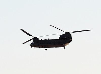 British Chinook CH-47