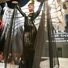 Model at the NAHA 2011 Awards Ceremony - artistic presentation by Tony Ricci. Theme - Supermodel's Wives.
