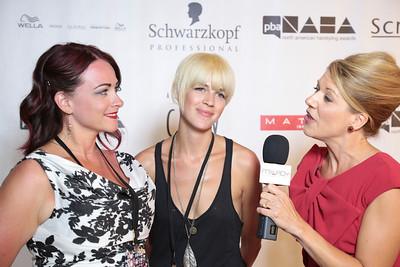 NAHA Finalists at the 2013 NAHA red carpet
