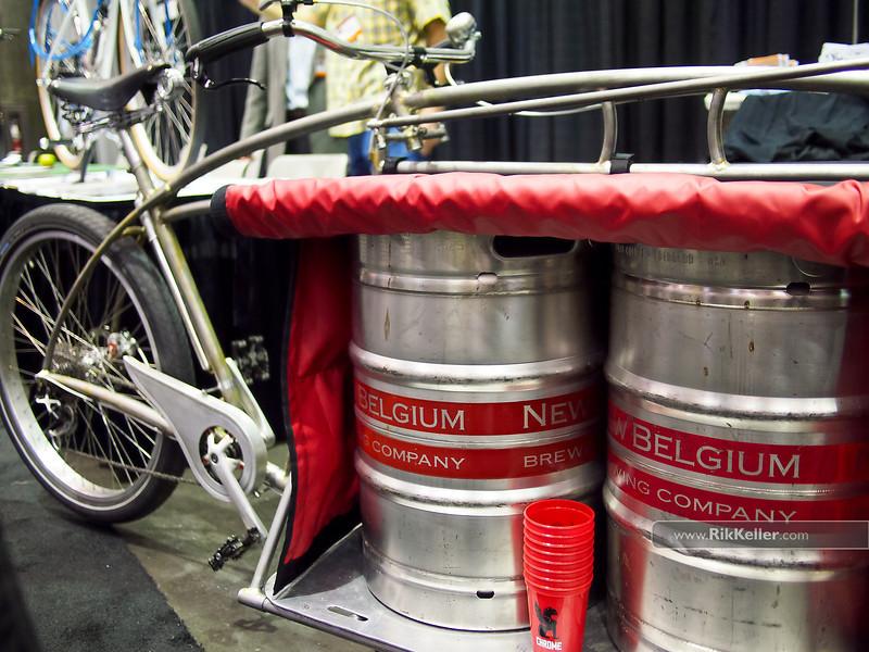 NAHBS Day #1<br /> My Dutch Bike