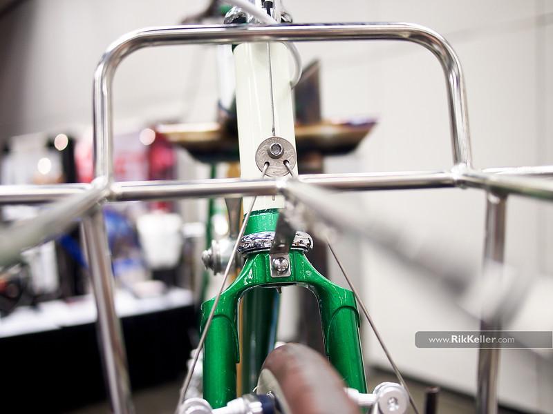 NAHBS Day #1<br /> Panda Bicycles