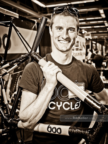 NAHBS Day #1<br /> Nick Frey of Boo