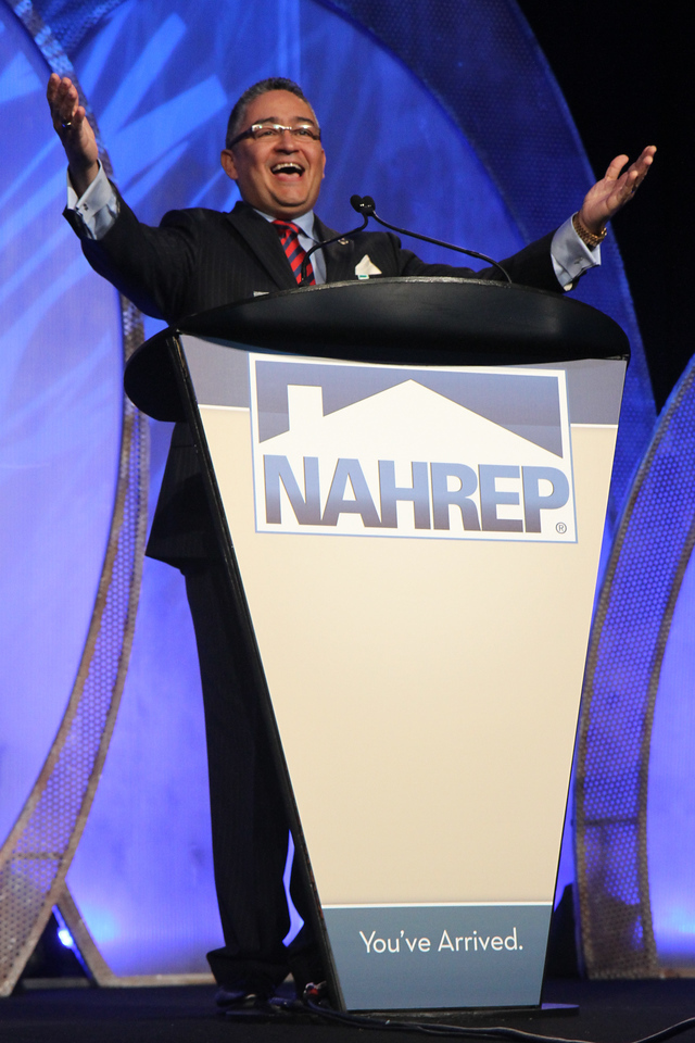 Jerry Ascencio, Broker/Owner, Mission Real Estate, NAHREP 2012 President