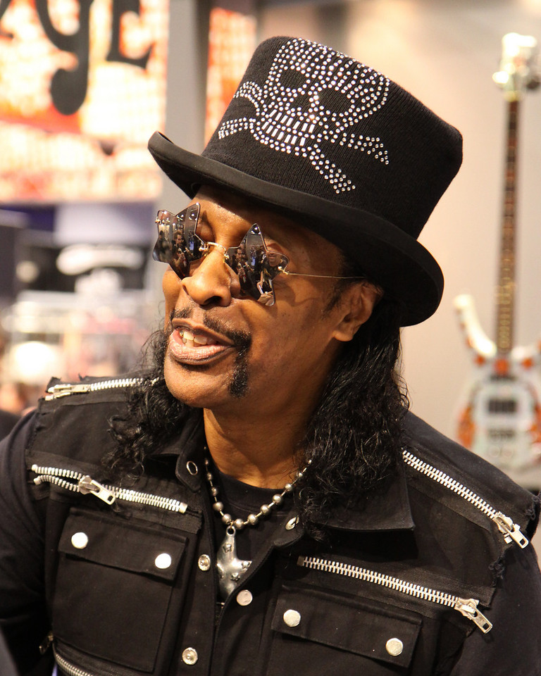 Bootsy Collins!