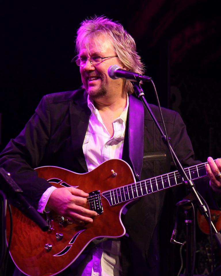 David Pack, Taylor Guitar room