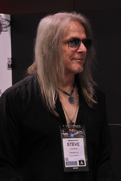 Steve Morse, guitarist for Deep Purple.
