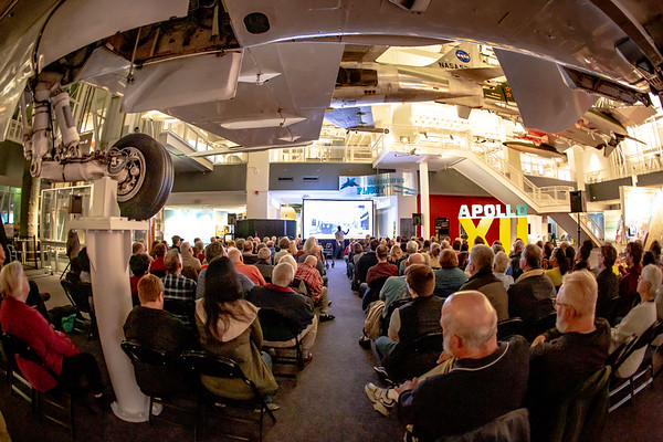 NASA Colloquium - Adventures in Self Driving Car Safety by Professor Phil Koopman from Carnegie Mellon University 3-3-20 by Annette Holloway Photography