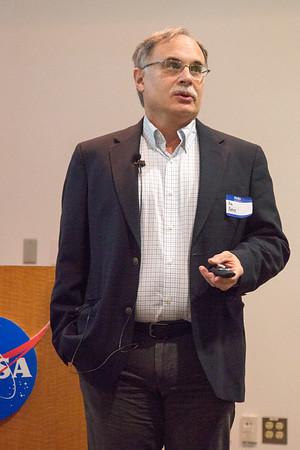 Rob Petre -- NASA/GSFC Career Celebration for John Mather (40 years), Floyd Stecker (50 years), and Peter Serlemitsos (55 years), Greenbelt, Nov 17, 2016.