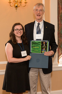 Alexandra Wold -- 2016 Dr. John Mather Nobel Scholars Program Award  luncheon, held at the Hopkins Club, Johns Hopkins University, Baltimore, MD, July 26, 2016.