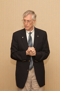 "John Mather offers welcoming remarks before the luncheon -- An award luncheon, ""Dr. John Mather Nobel Scholars Program Award"", as part of the National Council of Space Grant Directors and the Maryland Space Grant Consortium, Greenbelt, MD July 28, 2017"
