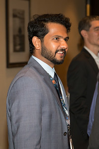 "Jitin Krishnan -- An award luncheon, ""Dr. John Mather Nobel Scholars Program Award"", as part of the National Council of Space Grant Directors and the Maryland Space Grant Consortium, Greenbelt, MD July 28, 2017"