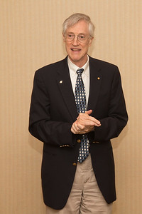 """John Mather offers welcoming remarks before the luncheon -- An award luncheon, """"Dr. John Mather Nobel Scholars Program Award"""", as part of the National Council of Space Grant Directors and the Maryland Space Grant Consortium, Greenbelt, MD July 28, 2017"""