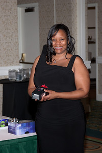 LaTricia Austin-Downer -- ADNET Systems 2011 Holiday Awards Party