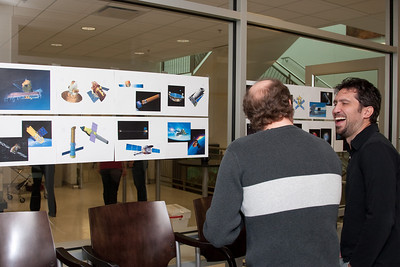 Tod Strohmayer and Davide Donato,  AstroMatch2011 contest -- March 2011 new staff welcome coffee, Astrophysics Science Division, NASA/ Goddard Space Flight Center