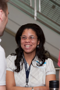Tonia Venters -- March 2011 new staff welcome coffee, Astrophysics Science Division, NASA/ Goddard Space Flight Center