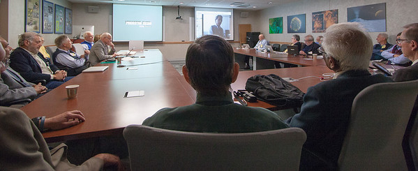 Symposium in Honor of Bob Streitmatter, NASA/Goddard Space Flight Center, April 30, 2014