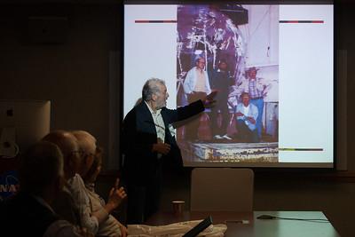 Jordan Goodman --Symposium in Honor of Bob Streitmatter, NASA/Goddard Space Flight Center, April 30, 2014