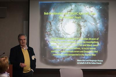 Marco Ricci -- Symposium in Honor of Bob Streitmatter, NASA/Goddard Space Flight Center, April 30, 2014