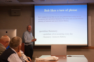 Jonathan Ormes -- Symposium in Honor of Bob Streitmatter, NASA/Goddard Space Flight Center, April 30, 2014