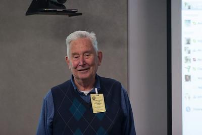 Robert Ellsworth -- Symposium in Honor of Bob Streitmatter, NASA/Goddard Space Flight Center, April 30, 2014