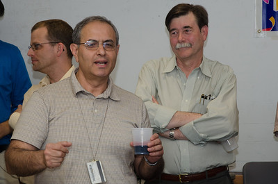 Bruce Woodgate retirement party, NASA/GSFC, June 2013