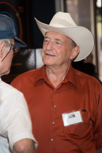 Stu Allison -- CGRO (Compton Gamma Ray Observatory) 25th Anniversary of launch party at NASA/Goddard Space Flight Center, Greenbelt, MD, June 2016