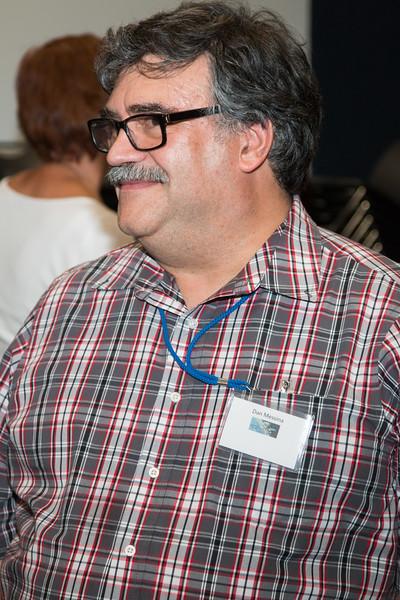 Dan Messina -- CGRO (Compton Gamma Ray Observatory) 25th Anniversary of launch party at NASA/Goddard Space Flight Center, Greenbelt, MD, June 2016