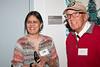 Anju Basu and Tom Cline -- CGRO (Compton Gamma Ray Observatory) 25th Anniversary of launch party at NASA/Goddard Space Flight Center, Greenbelt, MD, June 2016