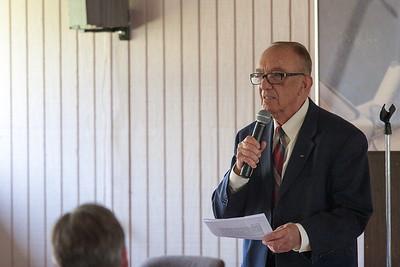 Tom Cline -- Jack Tueller Memorial Symposium, NASA/Goddard Space Flight Center, Greenbelt, MD, April 26, 2013