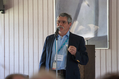 Gary Gibian (grad school roommate at WUSTL) -- Jack Tueller Memorial Symposium, NASA/Goddard Space Flight Center, Greenbelt, MD, April 26, 2013